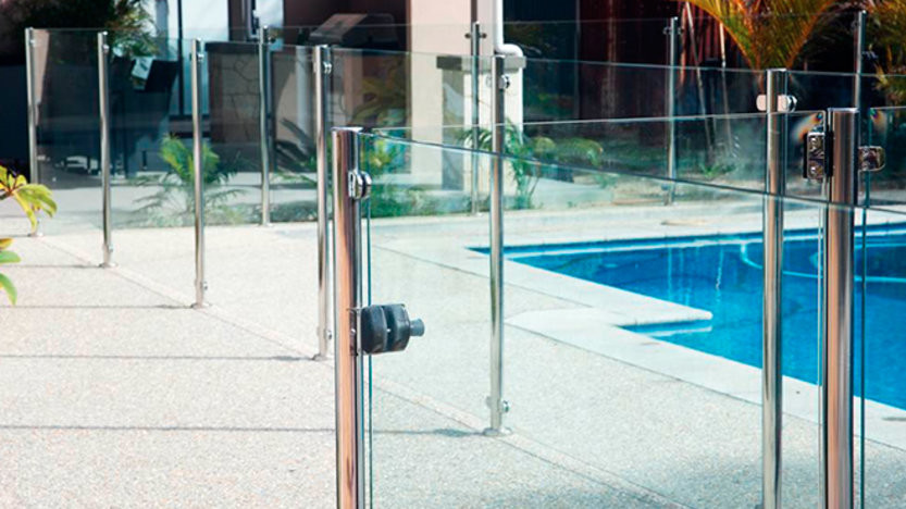 Glass Pool Fencing Frameless Glass Company